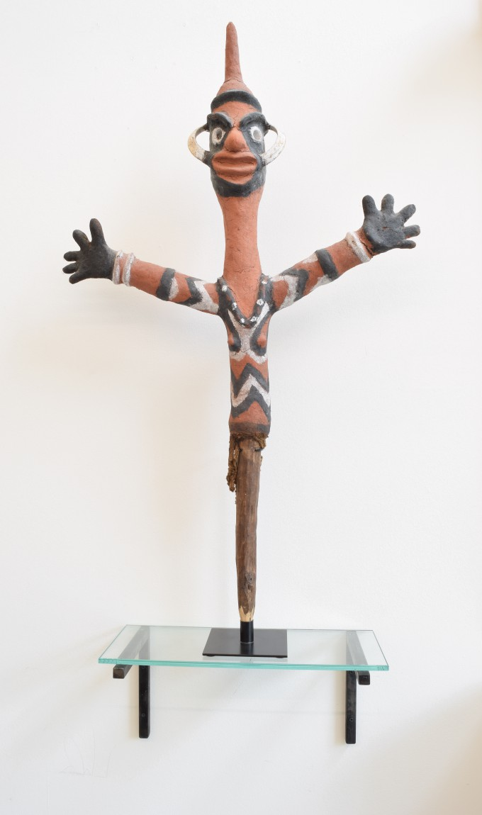 Read more about the exhibition of Jaap Wagemaker & Tribal Art  at Borzo Art Gallery in Amsterdam