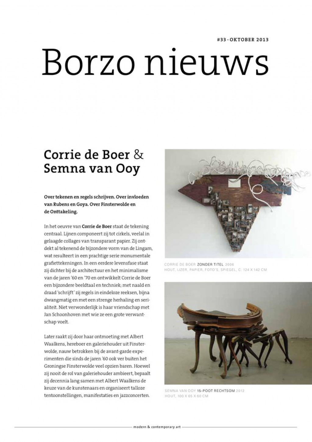 Borzo Publication | Newsletter 33