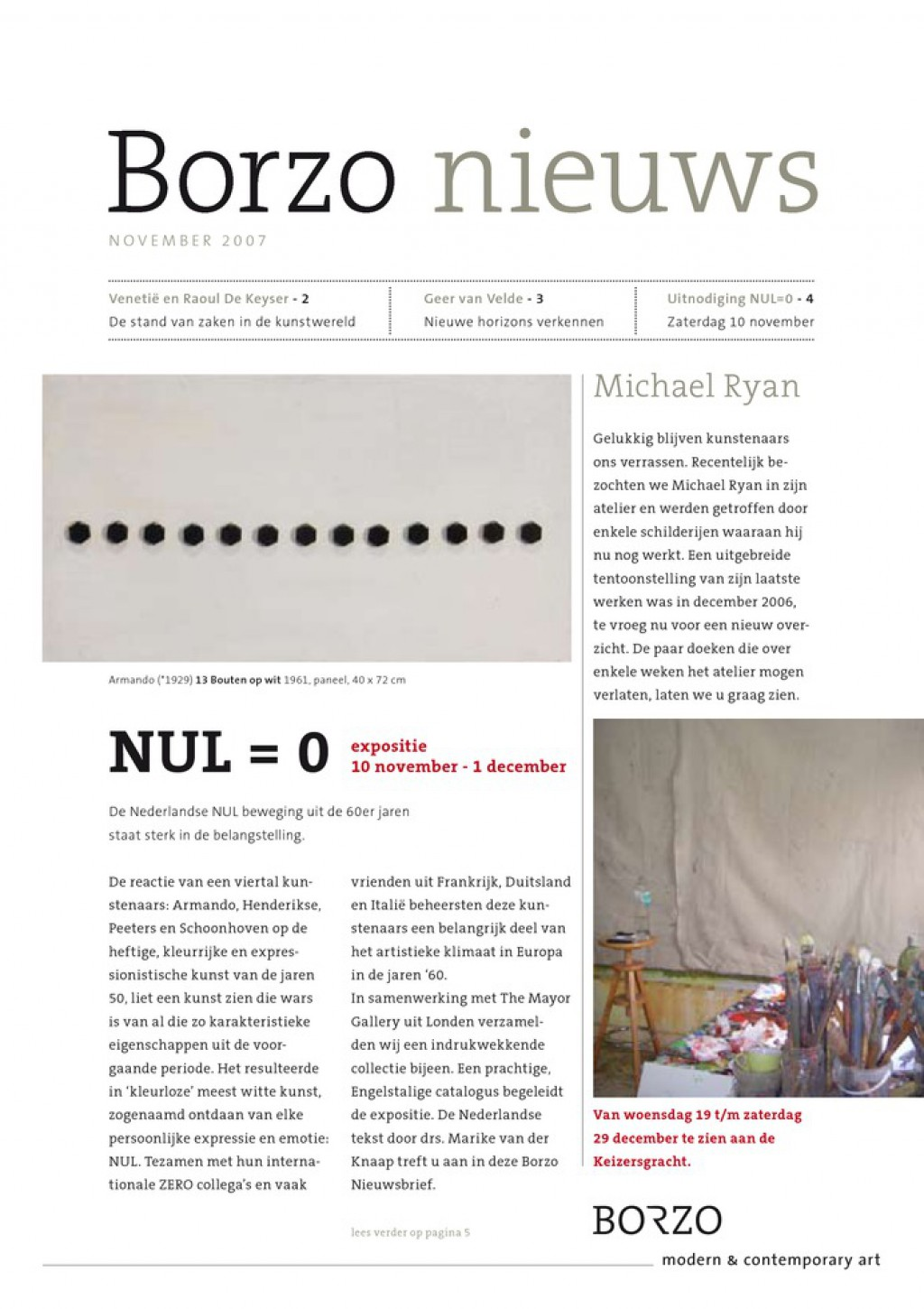 Borzo Publication | Newsletter 2